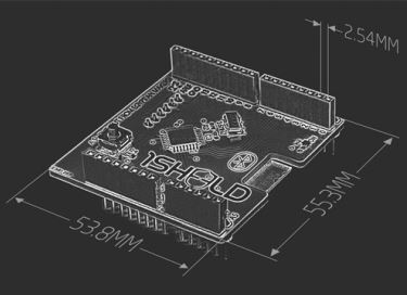 Internal Design of Arduino 1Sheeld kit
